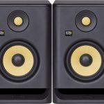 """Pair of KRK Rokit Gen 4 5"""" Studio Monitor Speakers"""