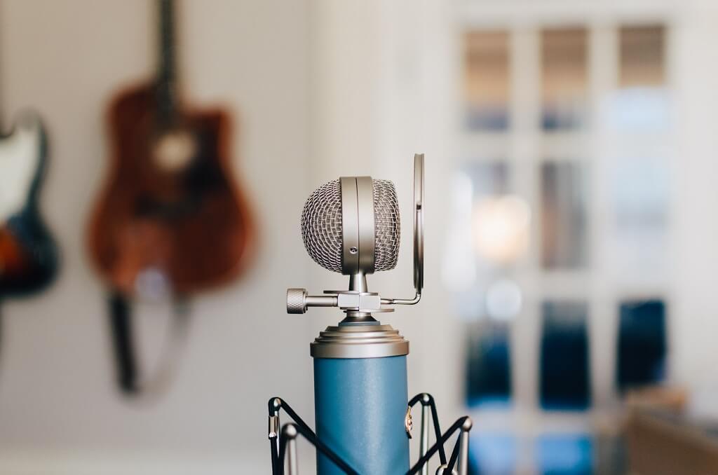 The Best condenser microphone
