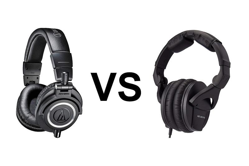 Audio Technica ATH-m50X Headphones vs Sennheiser HD280 Pro